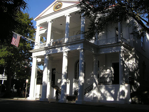 Charleston Society Hall